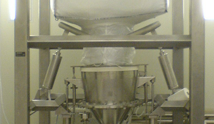 Image of Hygienic Big Bag Discharger
