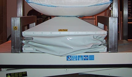 Image of Vibrating Table Big Bag Filler