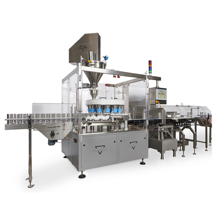 Image of Series CMR Rotary Filling Machines