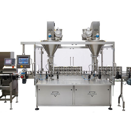 Image of Series 100/200/400 In-Line Filling Machine