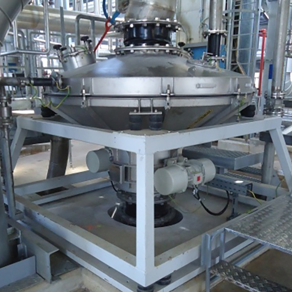 Image of Control sifter Vibrall