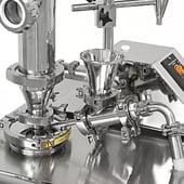 Alternative image of Micronizing Jet Mills