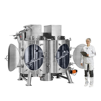 Image of HM Vertical mixer