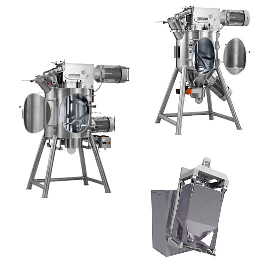 Image of Industrial mixers