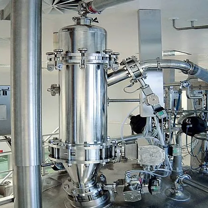 Image of PTS Powder Transfer System