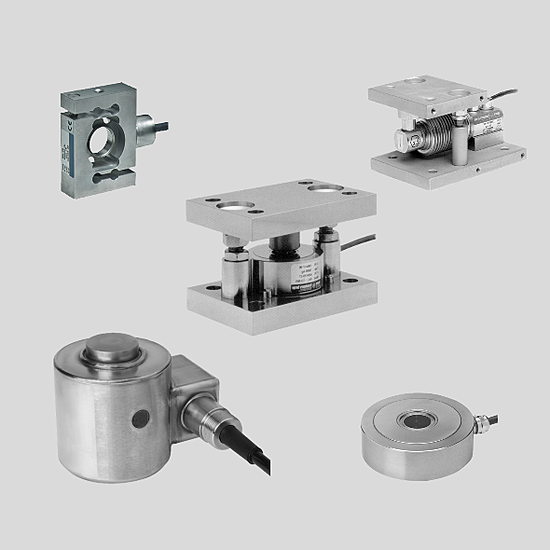 Image of Revere load cells & mounts