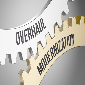 Alternative image of Modernization