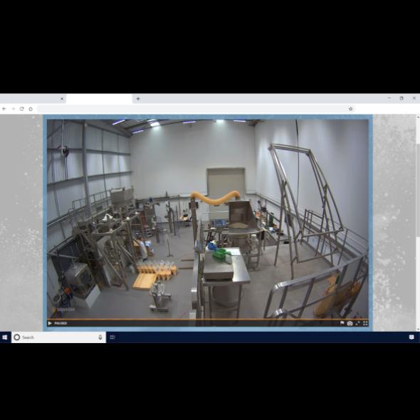 Virtual test in Matcon Test plant 1